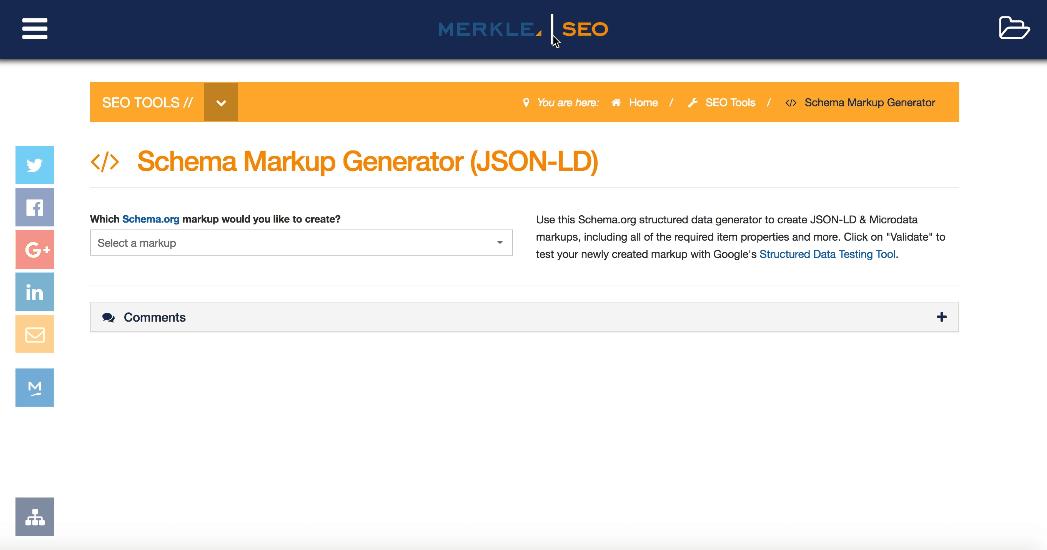 how to get schema markup on wordpress site