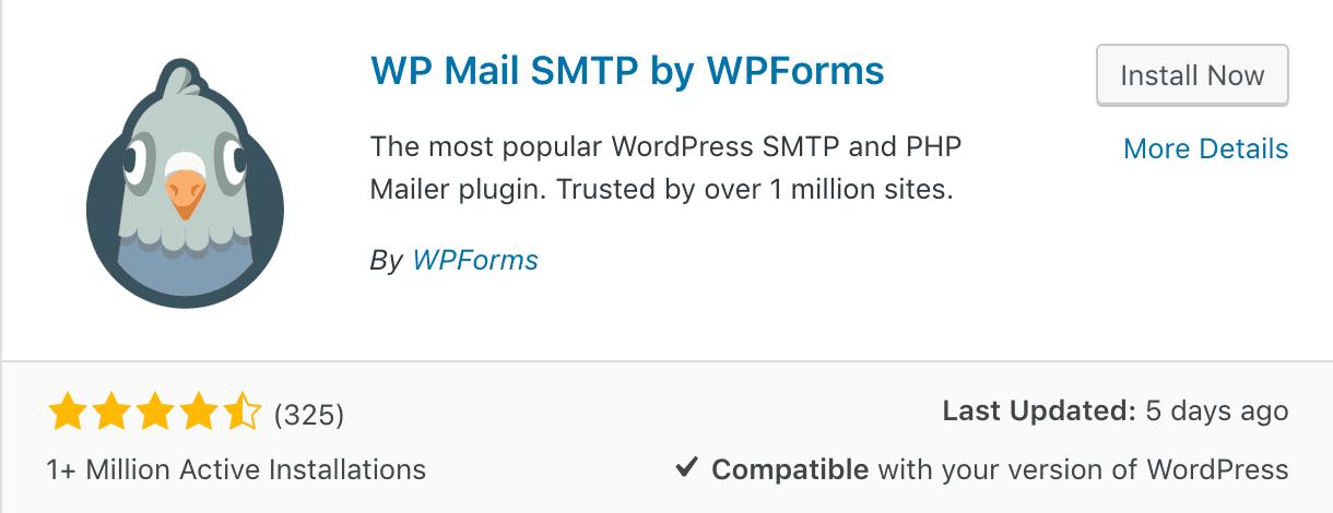 smtp plugin